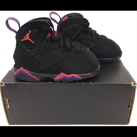 on sale a50a2 84471 Jordan Other - Nike Air Jordan 7  Raptor  Toddler Shoes Size 4C